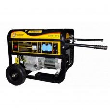 Генератор бензиновый (однофазный) Forte - FG6500 (5кВт)