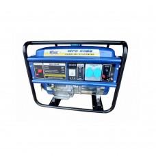 Генератор бензиновый (однофазный) Werk - WPG6500 (5кВт)
