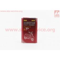 2T SCOOTER PREMIUM TC+ масло для 2-х такт. мототехники синтетическое, 1л