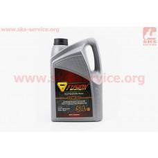 10W-40 Turbo - масло полусинтетическое, для бензиновых и дизельных двигателей, 5л (производство Германия)