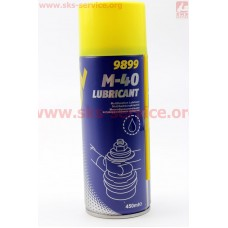M40 - Проникающая смазка (аналог WD-40) Аэрозоль 450ml