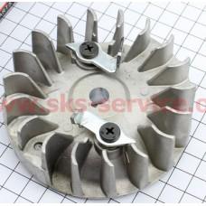 Ротор магнето в сборе 340/345/350