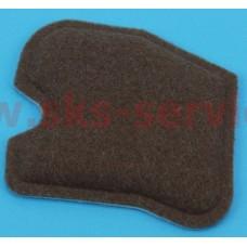 Фильтр воздушный 235/235e/236/236e/240/240e (войлок, коричневый)