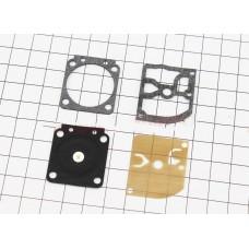 Ремонтный комплект карбюратора MS-170/180, 4 детали