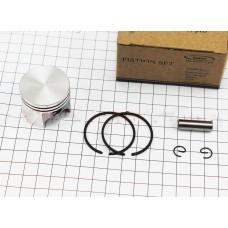 Поршень, палец, кольца, к-кт MS-170 37мм (палец 8мм)