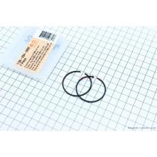 Кольца поршневые 38х1,2мм MS-180/181 ОРИГИНАЛ (1130-034-3002)