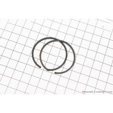 Кольца поршневые 38х1,2мм MS-180/181