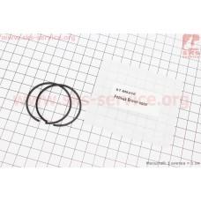 Кольца поршневые 42,5х1,2мм MS-250 (в коробке)