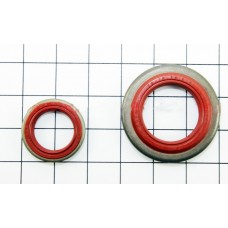Сальник коленвала (13x19x4+18х29,6х5,3) MS-440, к-кт 2шт
