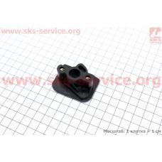 Патрубок карбюратора текстолитовый (малое отверстие) 1E34F-1E36F