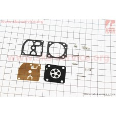 Ремонтный комплект карбюратора MS-170/180, 10 деталей