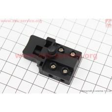 Кнопка-выключатель с фиксатором Тип №3