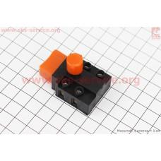 Кнопка-выключатель с фиксатором Тип №5