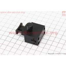 Кнопка-выключатель с фиксатором Тип №2