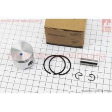Поршень, кольца, палец к-кт 35мм (палец 10мм) Stihl FS-120