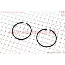 Кольца поршневые 44х2,0мм