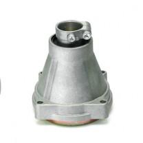 Редуктор на бензокосу верхний 9 Ø 28 мм двойной антивибрационный
